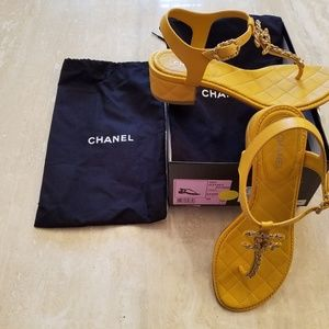 Ladies Chanel Shoes